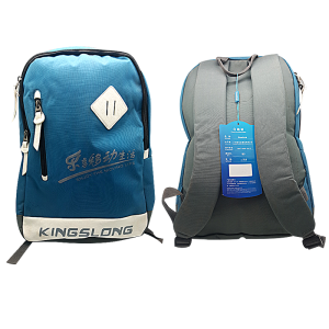 Laptop bag linglongs blue/white